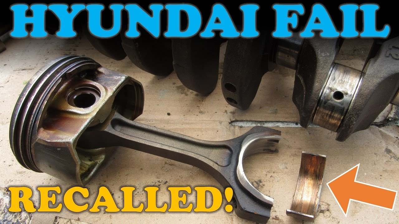 Why Hyundai Engines FAIL