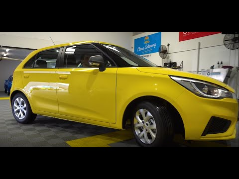 Vlog #03 || Our New MG3 Courtesy Car / Ceramic Coating / Tinting / Rust Proofing / Int Protection