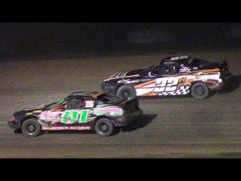 Mini Stock Feature | McKean County Family Raceway | 9-29-18