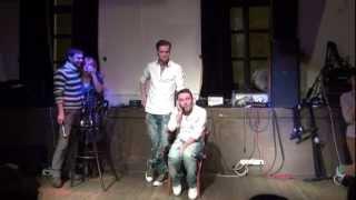CRAЗY и No Brain Theatre: Первое свидание [improv comedy]