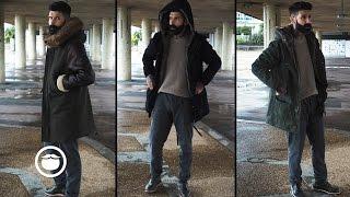 Wardrobe Must Have - Heavy Duty Parka | Carlos Costa thumbnail