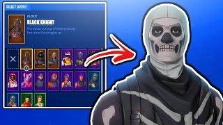 Fortnite Skull Trooper Account exchange !!!!! 🤩😍