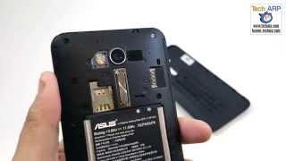 Inside The ASUS ZenFone 2 Laser (ZE550KL) Smartphone