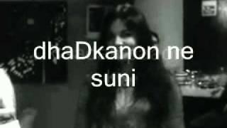 Khwab ho tum ya-Instrumental & Lyrics-Teen Deviyaan