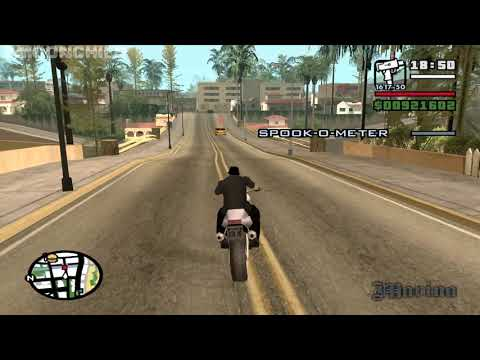 Chain Game 100 Mod - GTA San Andreas - Snail Trail - Syndicate Mission 6