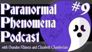 Ouija Boards & Tarot Cards - Paranormal Phenomena Podcast - Episode 9