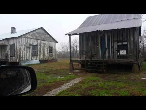 Slave Quarters In GreenWood Mississippi. ..
