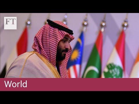 Saudi crown prince pledges to rid world of Islamist terror