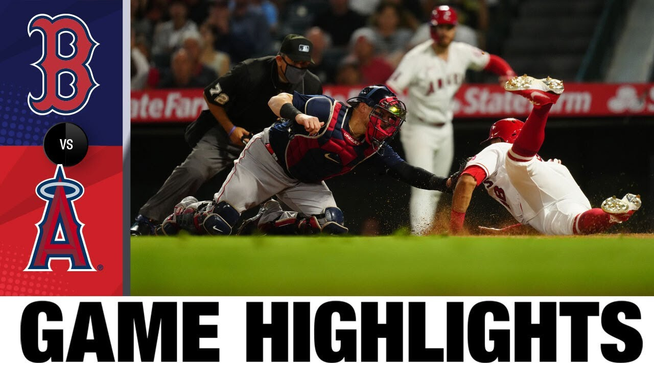 Red Sox vs. Angels Game Highlights (7/5/21) MLB Highlights