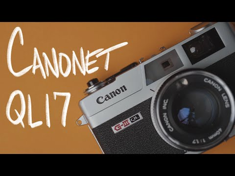 Canonet QL17 Review - One Hour, One Roll