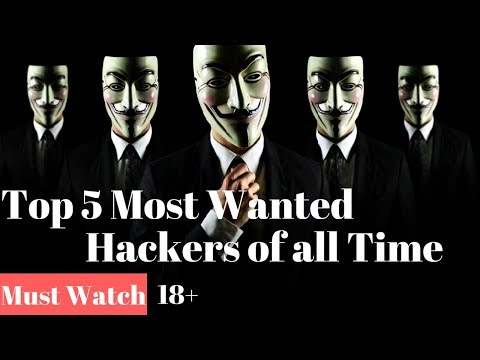 Top 5 Most Deadliest Hackers of all Time | Most Wanted Hackers |World could Ever  Know [HINDI]