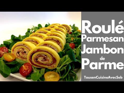 roulé-au-parmesan-jambon-de-parme-et-tomate-séchée-(tousencuisineavecseb)