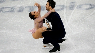 Silver for Duhamel and Radford at Four Continents   CBC Sports