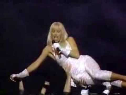 SUZANNE SOMERS (Live In Vegas)