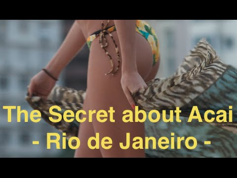 The Secret about Acai? Ask Brazilians in Rio de Janeiro | Imogen Barclay