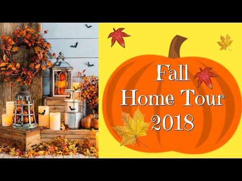 Cozy Fall Home Tour 2018 | Fall Home Tour 2018 | Rae Dunn