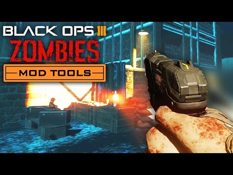 BLACK OPS 3 CUSTOM ZOMBIES GAMEPLAY! - MOD TOOLS PUBLIC BETA GAMEPLAY! (Call of Duty Zombies)