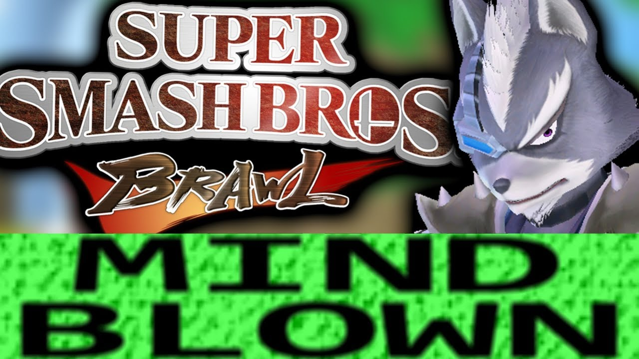 How Super Smash Bros Brawl is Mind Blowing!