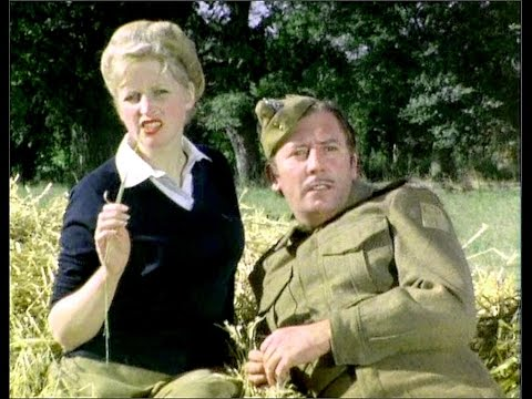 Dad's Army - All Is Safely Gathered In - NL Ondertiteld - ... her name´s Judy!...