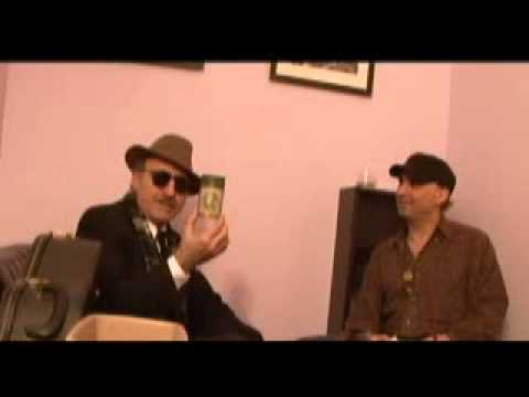 Leon Redbone Promotes The Museum Of Interesting Things