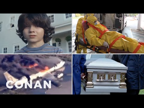The Super Bowl's Most Depressing Commercial  - CONAN On TBS