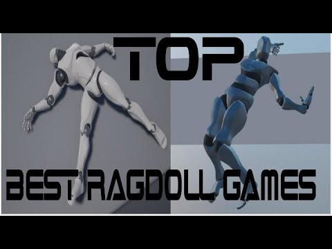 TOP 10 Best Ragdoll Games For Androids/ISOs