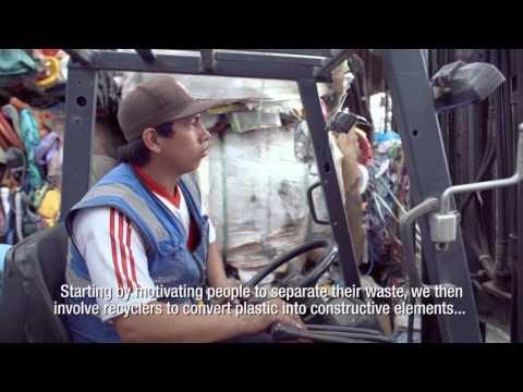 Chivas The Venture Finalist from Columbia: Conceptos Plasticos