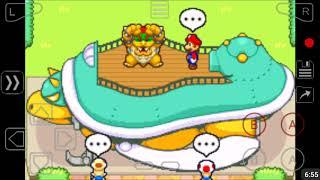 mario e luigi super star saga 01 la principessa peach perde la voce