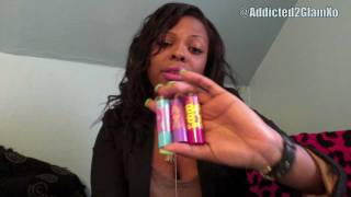 Review: Maybelline Baby Lips Tinted Lipbalm & Jewelmint Necklace thumbnail