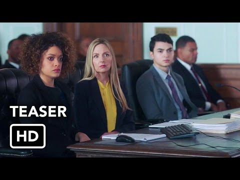 For The People (ABC) Teaser Promo HD - Shondaland legal drama