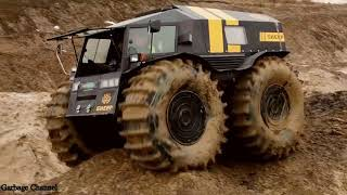 ATV SHERP - Super Big Foot, King of Off-road, Subjugator of swamps and rivers