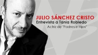 Julio Sánchez Cristo entrevista a Tania Robledo