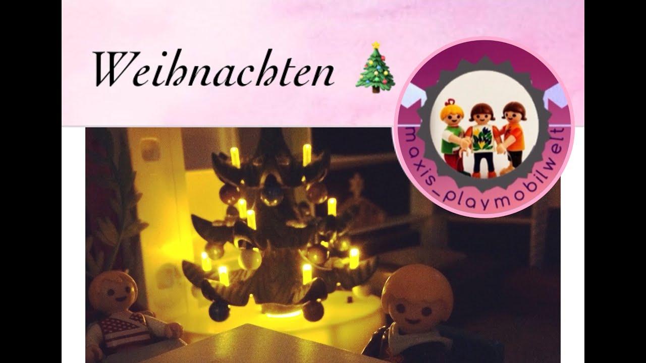 weihnachten 2019⭐️🎄 playmobil film  deutsch  youtube