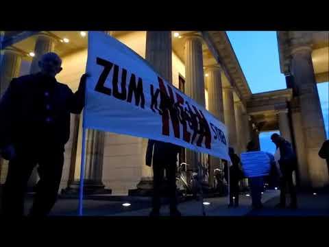 Hände weg von Syrien - Mittwoch 11.4. - Spontandemo vor US-Botschaft Berlin