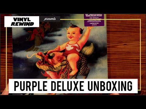 Stone Temple Pilots - Purple Super Deluxe Edition unboxing | Vinyl Rewind