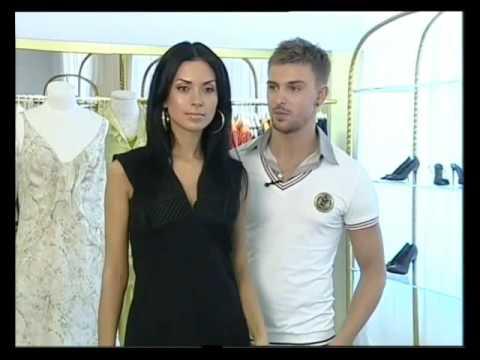 Таня Богачева и Артем Иванов