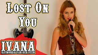 LP - Lost On You [Official Video] Music Cover by Ivana MP3