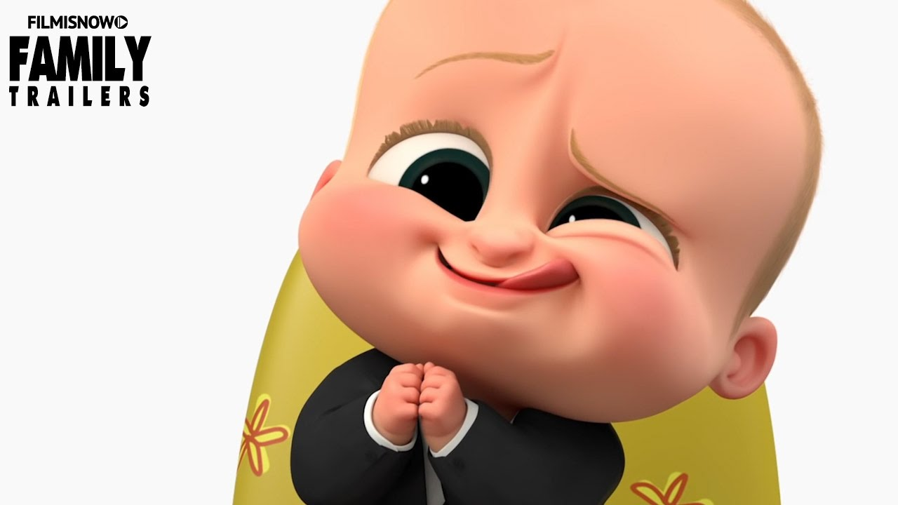 THE BOSS BABY talks about using your cute face - YouTube Alec Baldwin