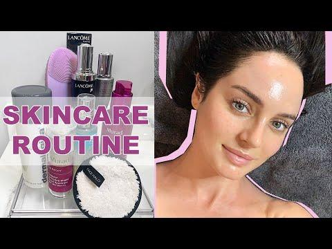 Morning Skincare Routine: Skin Perfecting & Anti Ageing \\ Chloe Morello