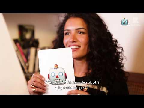 #DramaQuiz - L'interview de Sabrina Ouazani et son sourire