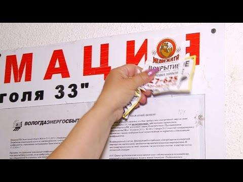 19.07.2016 Незаконная реклама в подъездах