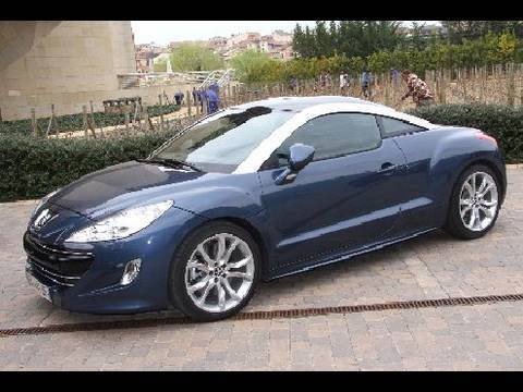 peugeot sportcoupe rcz youtube. Black Bedroom Furniture Sets. Home Design Ideas