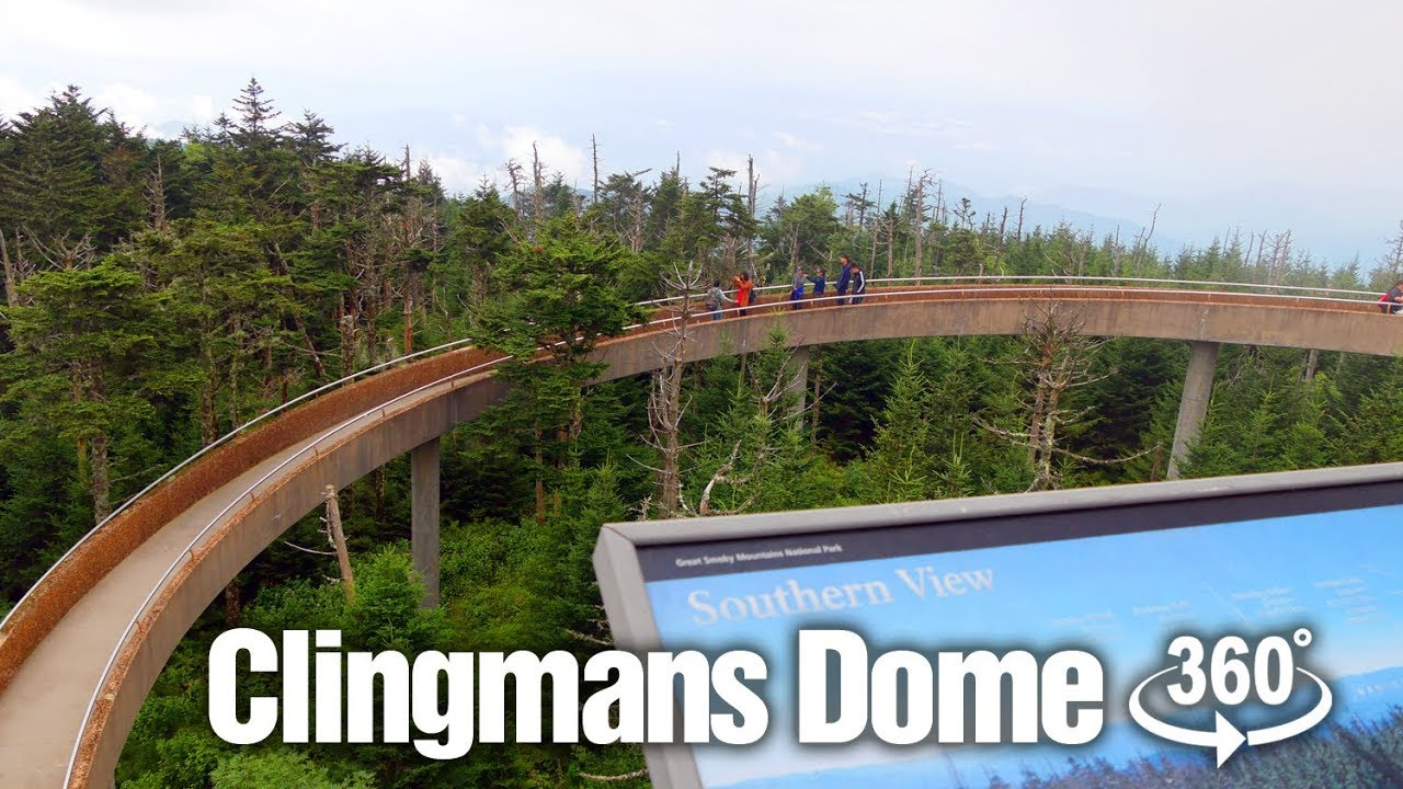 clingmans dome visitor center - 1280×720