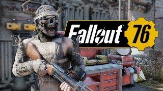 Захват территорий и PvP // Fallout 76