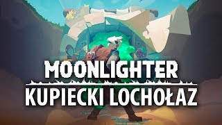 Moonlighter - gra o kupcu co po lochach łaził