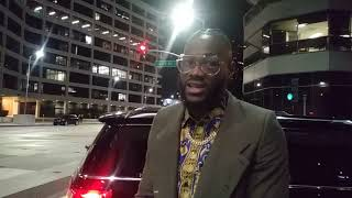 2 Day Later!Deontay Wilder ether Andre Ward & welcomes Rematch & Tells Joshua I'm Moving w/o U