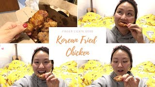 Let's eat Korean fried chicken (치맥 VLOG)