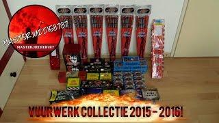 Vuurwerk Collectie 2015-2016 Salon roger Maaseik!