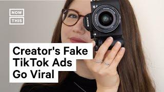 TikTok Creator Lands Major Brand Deals After Creating Fake Ads
