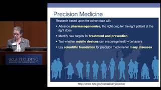 Precision Medicine: Customizing Healthcare - Patricia Ganz